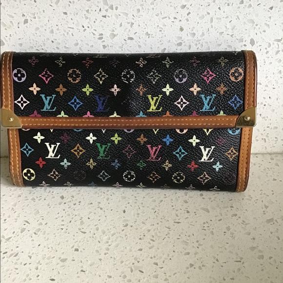 Louis Vuitton Handbags - AUTHENTIC LOUIS VUITTON INTL WALLET